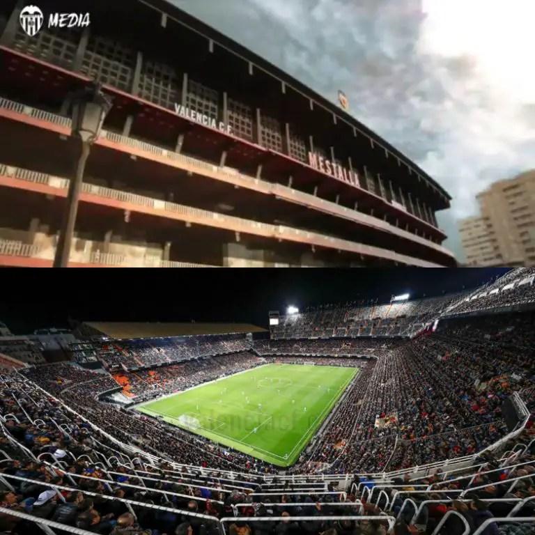 Football Deep Into Valencia's City's Landscape And History; Nigeria's Sunny A Part Of It