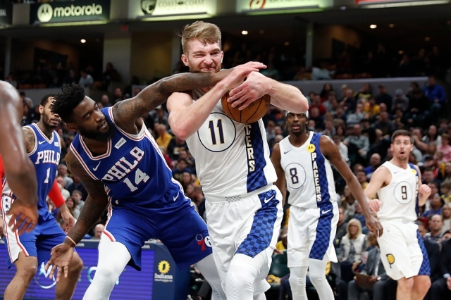 Pacers And Domantas Sabonis To Host Bucks At Bankers Life Fieldhouse