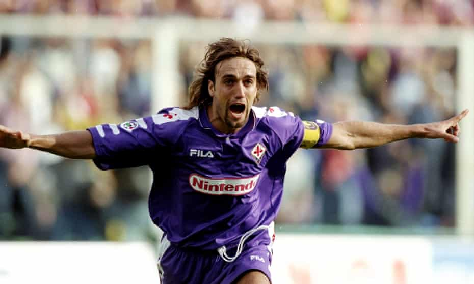 Batistuta: Why I Did Not Sign For Real Madrid And AC Milan