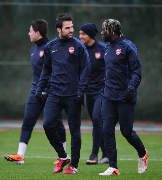 Sagna Hits Back At Fabregas Over Arsenal Teammates Comments