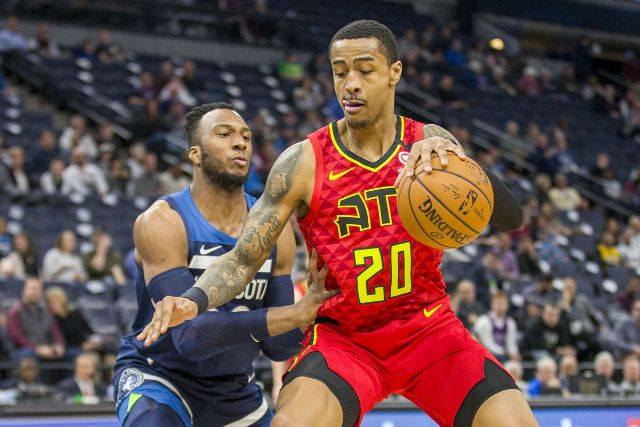 Grizzlies Come To Town To Meet John Collins And Hawks, At State Farm Arena