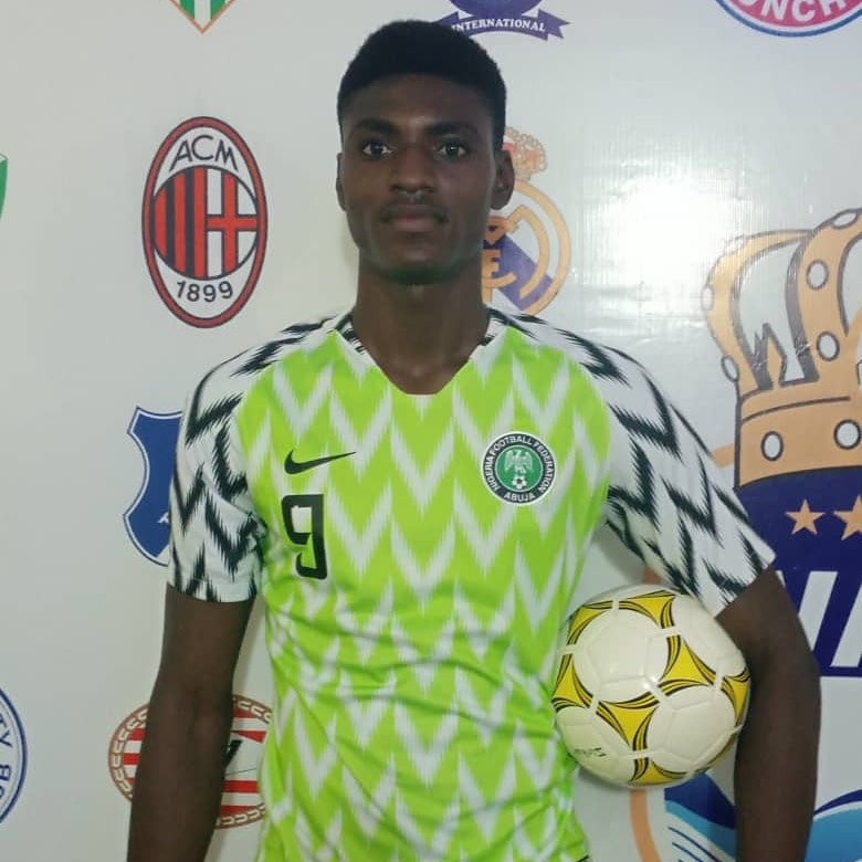Chinonso will excel in Europe'- Maikaba