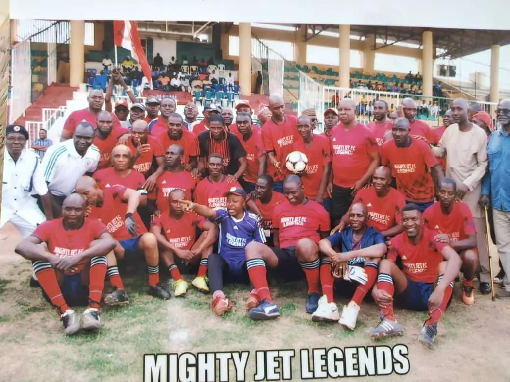'Legends Reunion Match' Is My Contribution To Football Development   –Akwuegbu