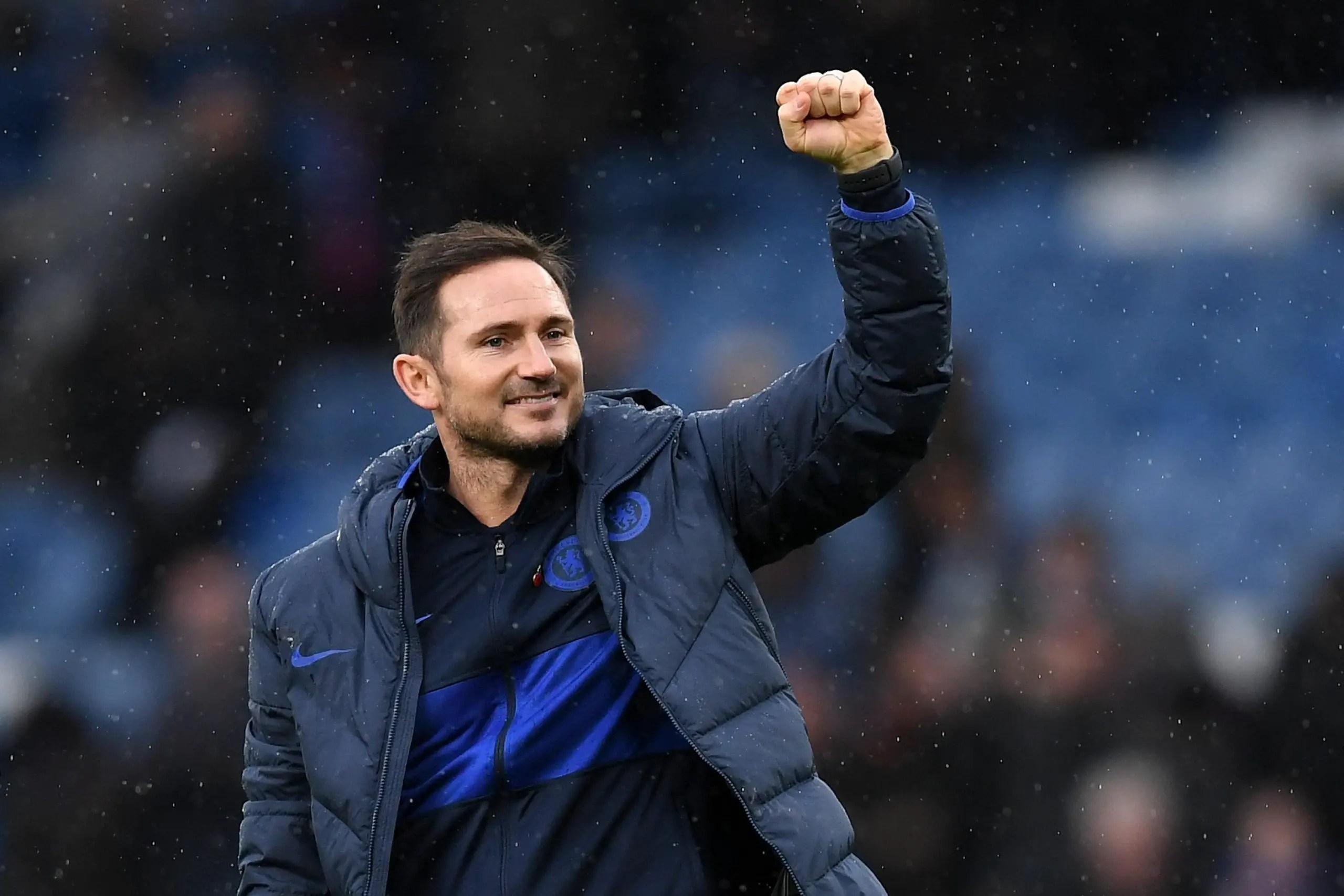 Lampard Calls For Calm Amid Title Talk