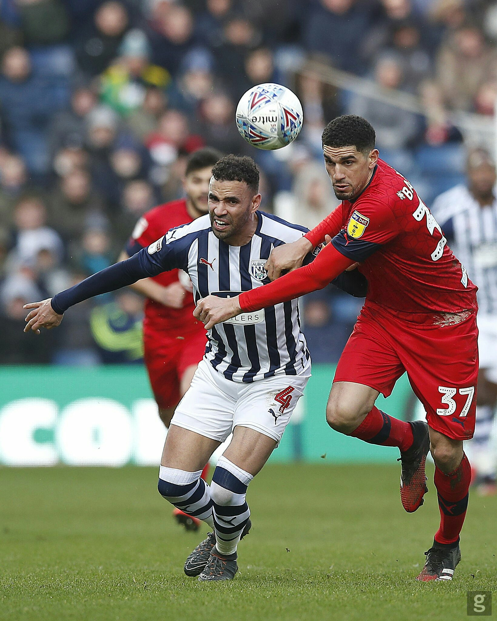 Championship: Balogun Cleared For Wigan's Home Clash Against Luton Town