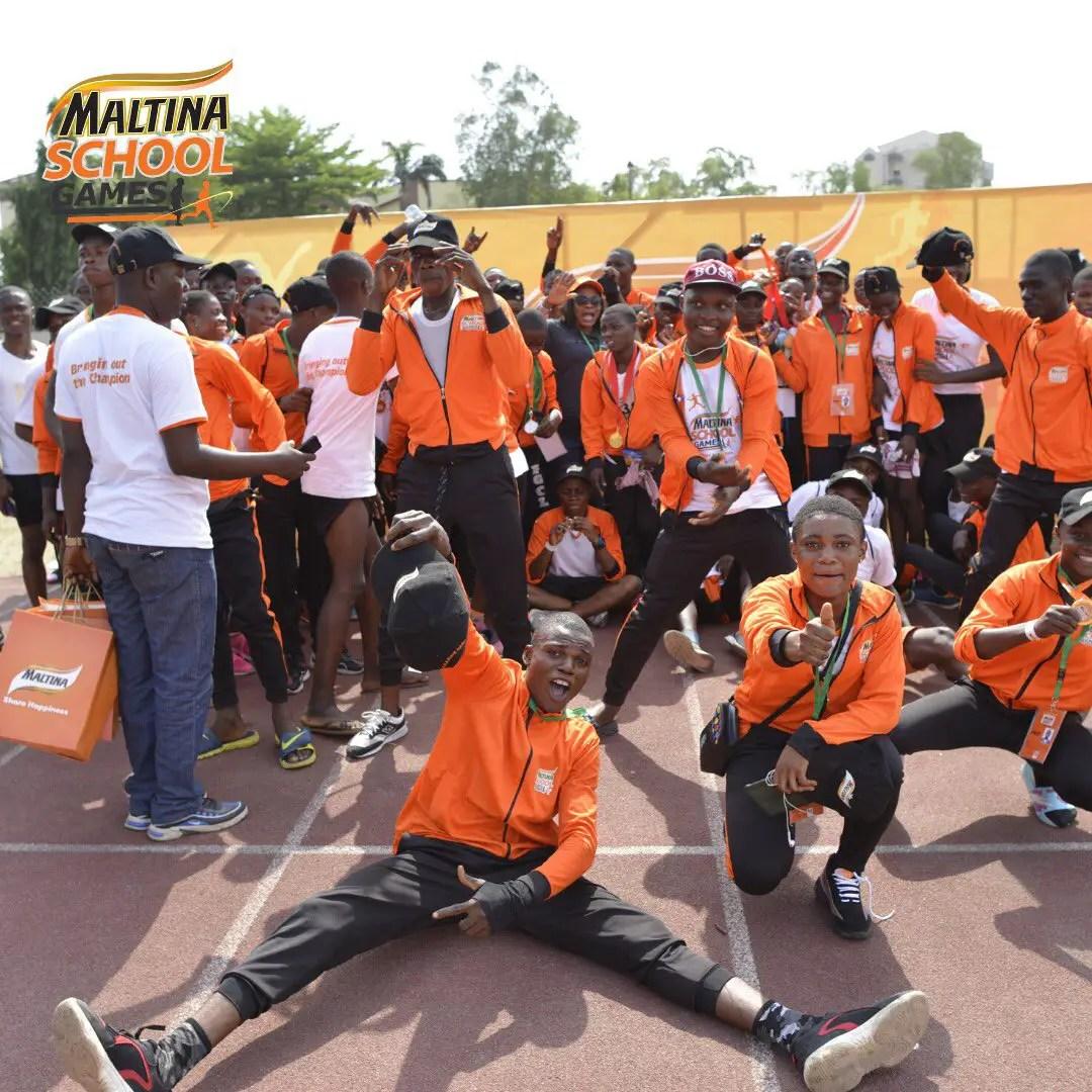 Maltina School Games: Lagos Dominate, Ojo Emerges Overall Best Athlete