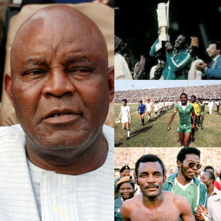 INTERVIEW: Chukwu Speaks On 1980  AFCON Win 40 Years After; The Joy, Regrets, Family