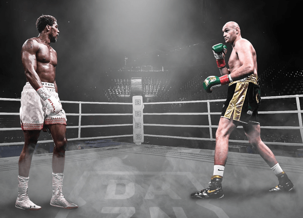Fury Vs Joshua Ruled Out Until After Wilder Trilogy Fight