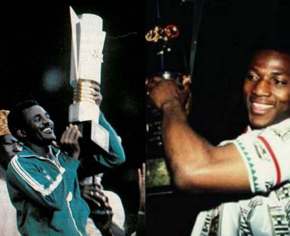 The Greatest Captain In Nigeria's Football History!