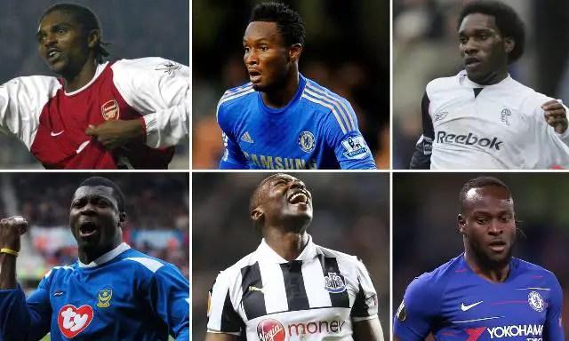 Top Three Nigerian Footballing Achievements