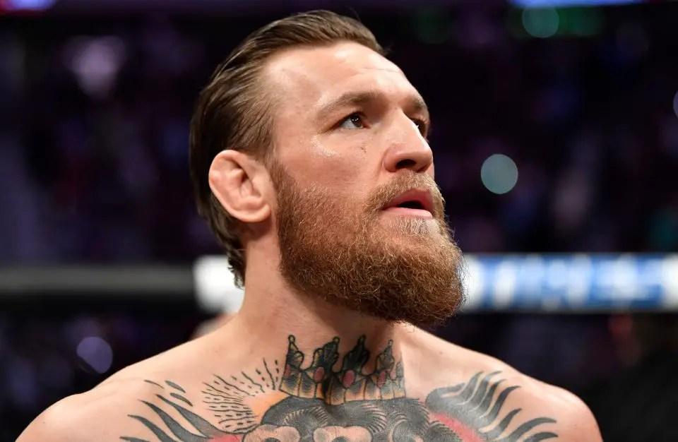 UFC Star McGregor Loses Aunt To Suspected Coronavirus