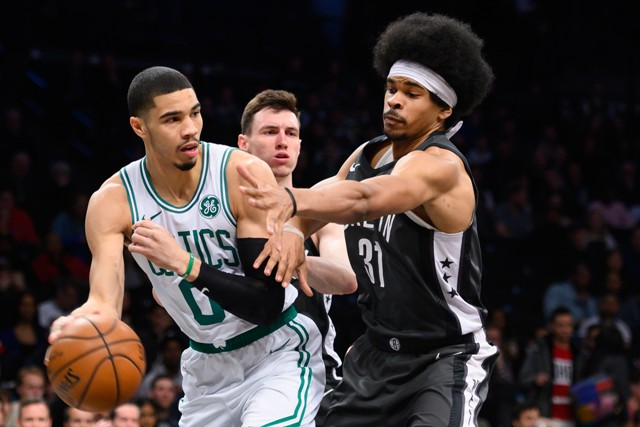 Nets Come To Town To Meet Jayson Tatum And Celtics, At TD Garden