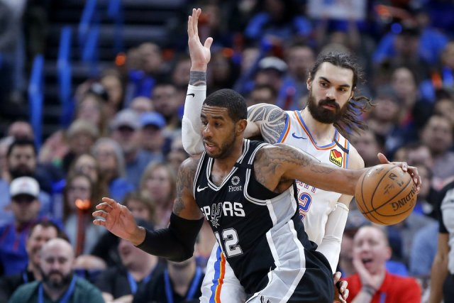 Thunder And Steven Adams To Host Clippers At Chesapeake Energy Arena