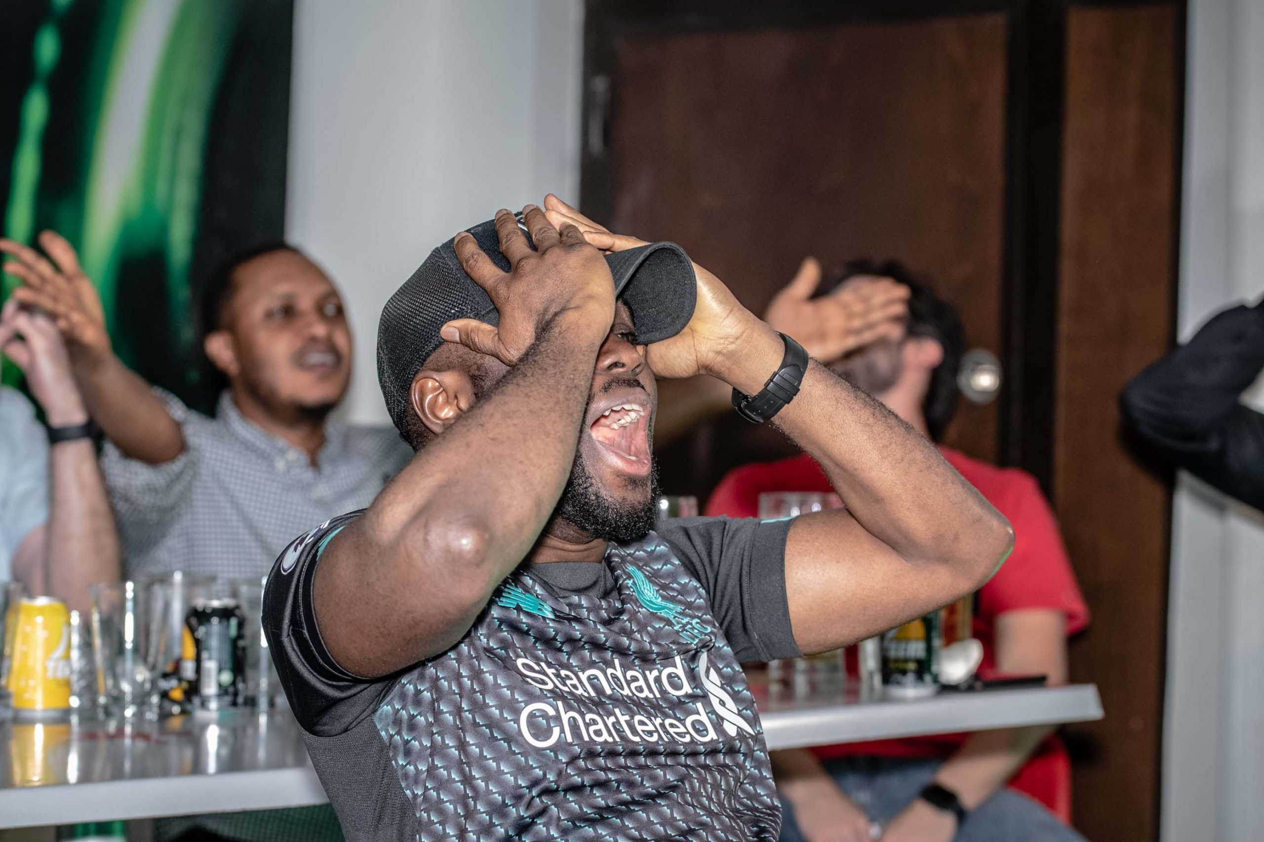 Football Fans Treated To Amazing Night Of Football At The Heineken House