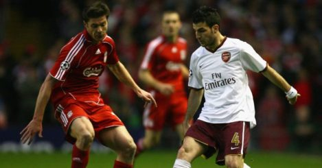 Fabregas: HowAlonso Begged To Join Arsenal From Liverpool