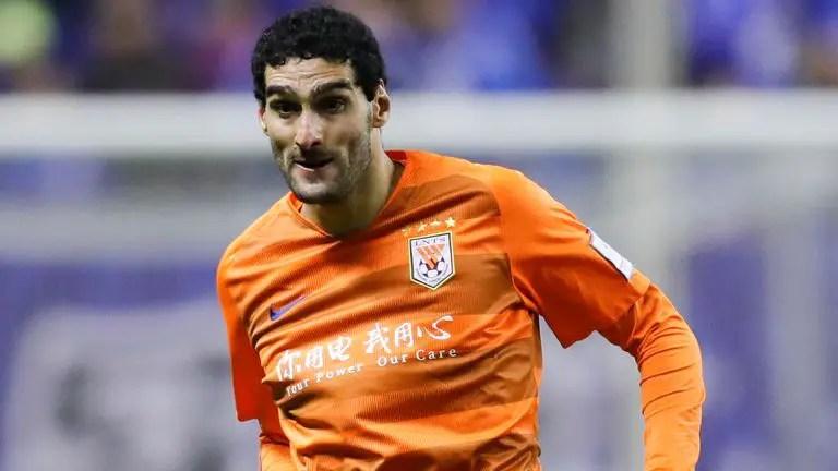 Ex-Man United Star Fellaini Contracts Coronavirus