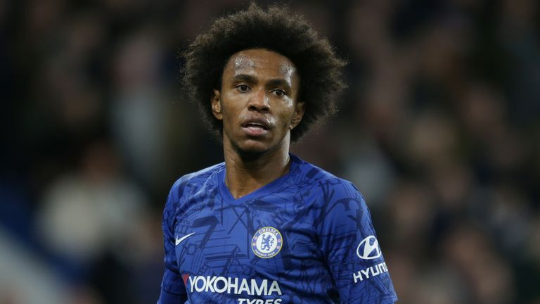 Willian Reveals Chelsea Career Coming To An End