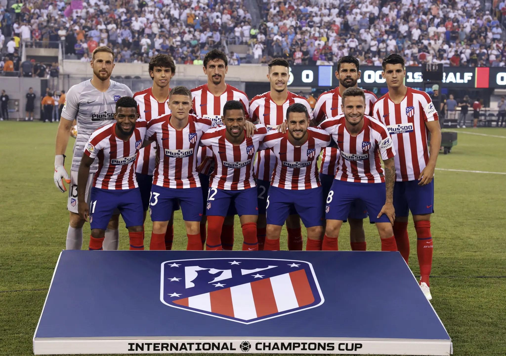 Coronavirus: Atletico Madrid Players Agree To 70% Pay Cut
