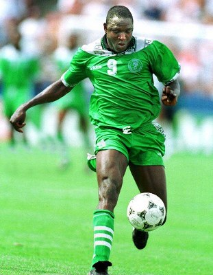 Dare Salutes 'African Legend' Yekini On Eight-Year Remembrance