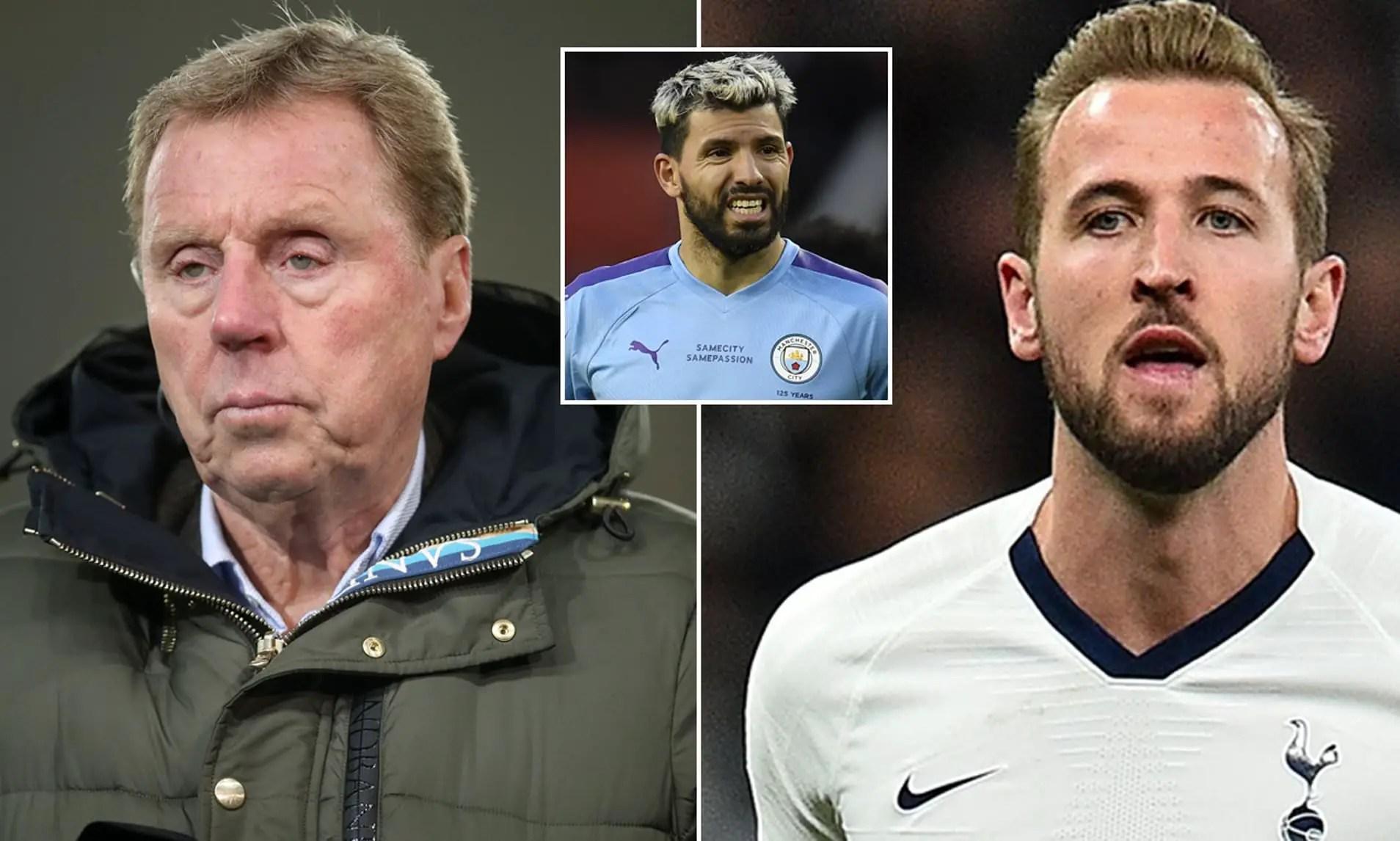 Redknapp Warns Kane Could Leave Spurs Over Lack Of Trophies