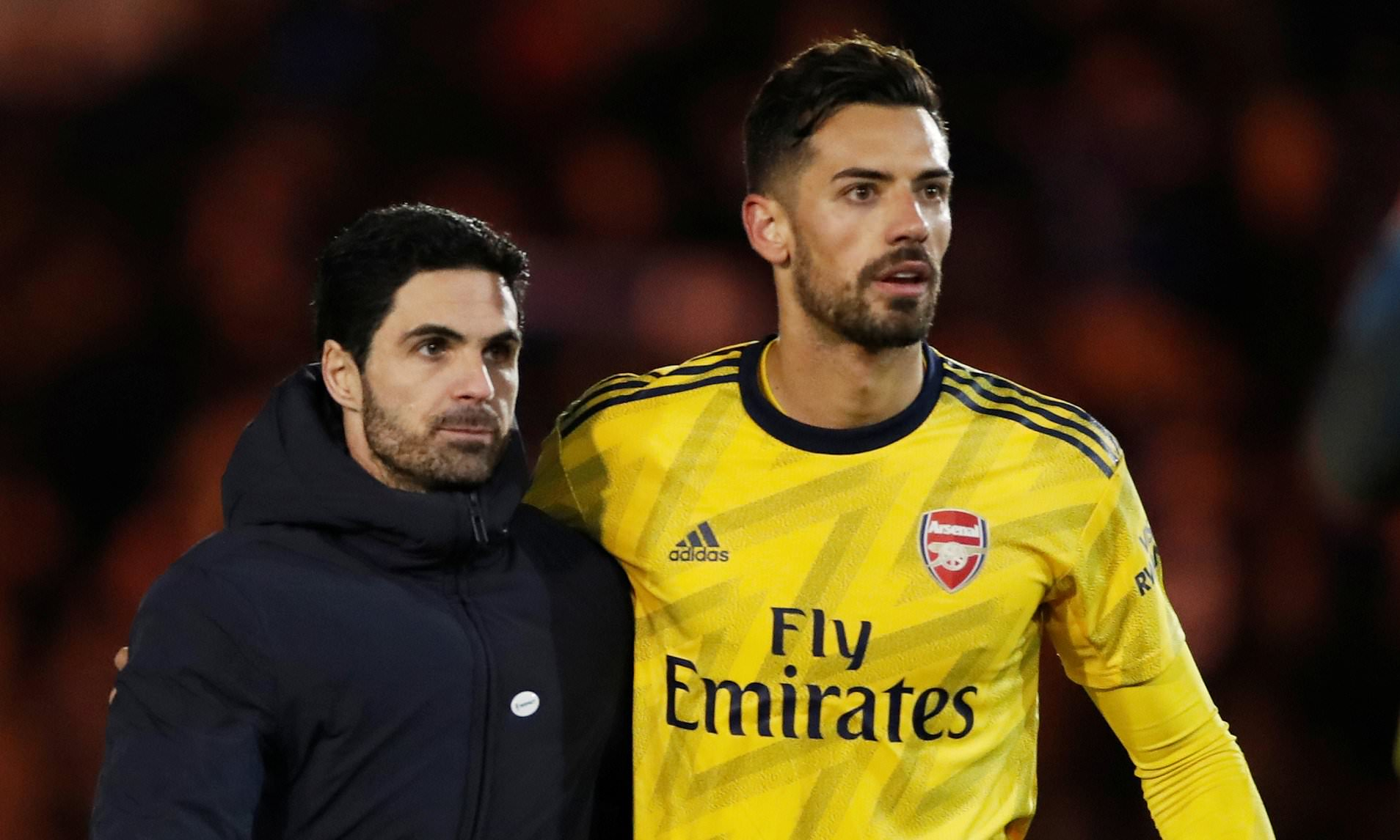 Arteta Pushes Ahead With Permanent Deal For Mari To Bolster Defence