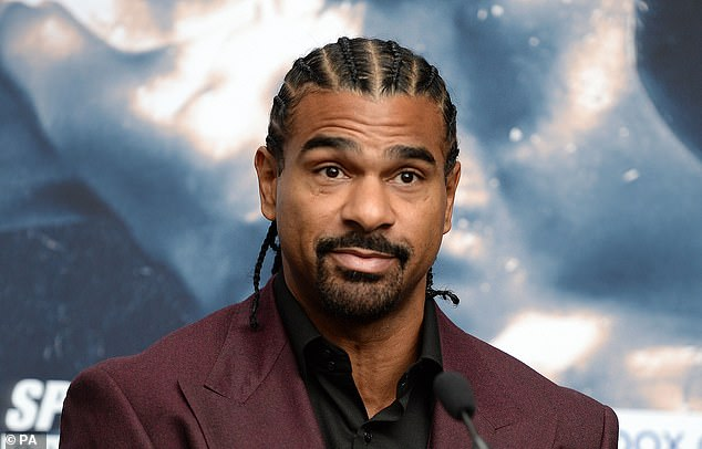 Haye Considers Coming Out Of Retirement To Face Joshua Or Fury