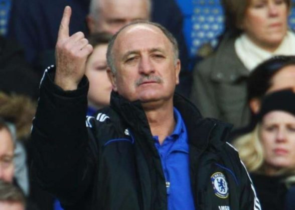 Scolari: How Drogba, Anelka Bust-ups Cost Me Chelsea Job