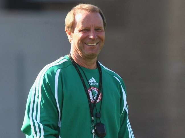 Amokachi: Vogts Best Eagles Foreign Coach In Last 15 Years
