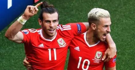Bale, Ramsey Linked With Iwobi's Everton