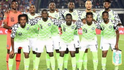 Super Eagles Drop One Place On Latest FIFA Ranking