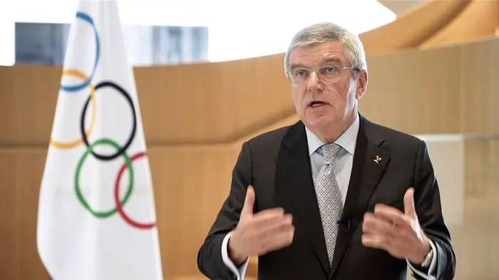 Bach: Nigerian Athletes To Enjoy IOC Schorlarships