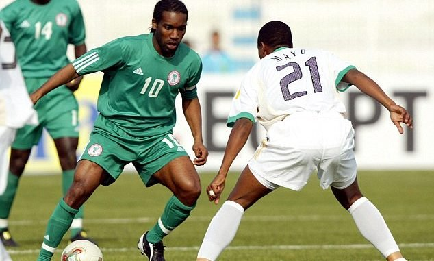 El Hadji Diouf Names Okocha In His  Dream X1