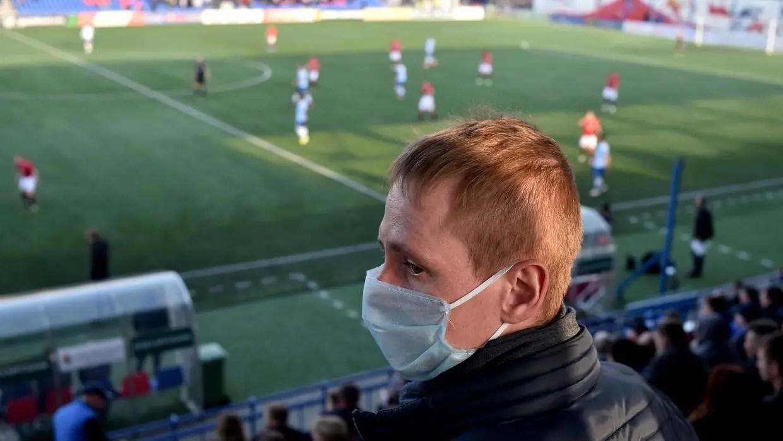 Belarus FA: No Reason To Stop Playing Football Despite Coronavirus Pandemic