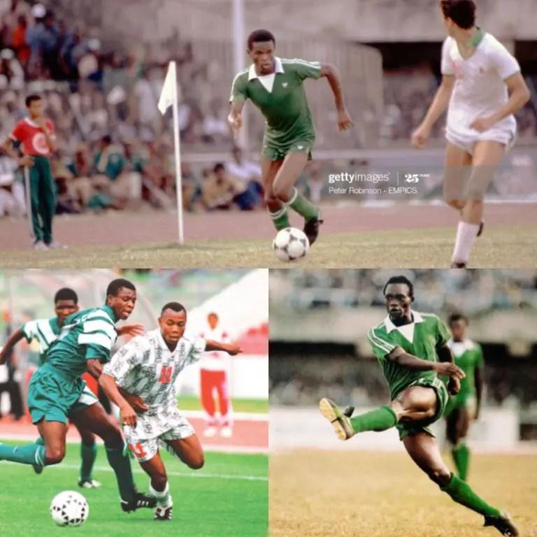 Greatest Left-Winger In Nigerian Football In 60 Years!