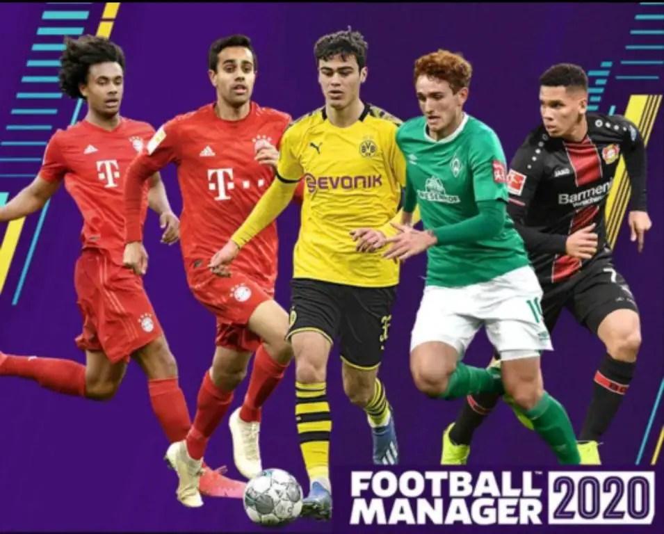 Bundesliga's Hidden Gems: Using FM20 To Find The Next Stars Of German Football