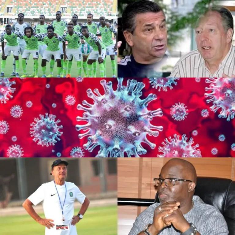 Odegbami: The 'Coronavirus' In Nigerian Football, Again!