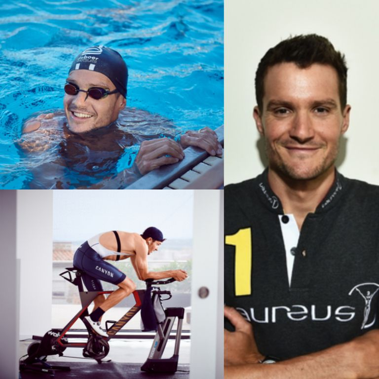 Frodeno Raises Over €200,000 For Laureus Sport For Good, Spanish Health Care Workers