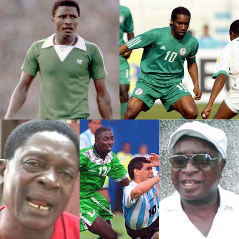 The Greatest Playmaker In 60 Years Of Nigerian Football!