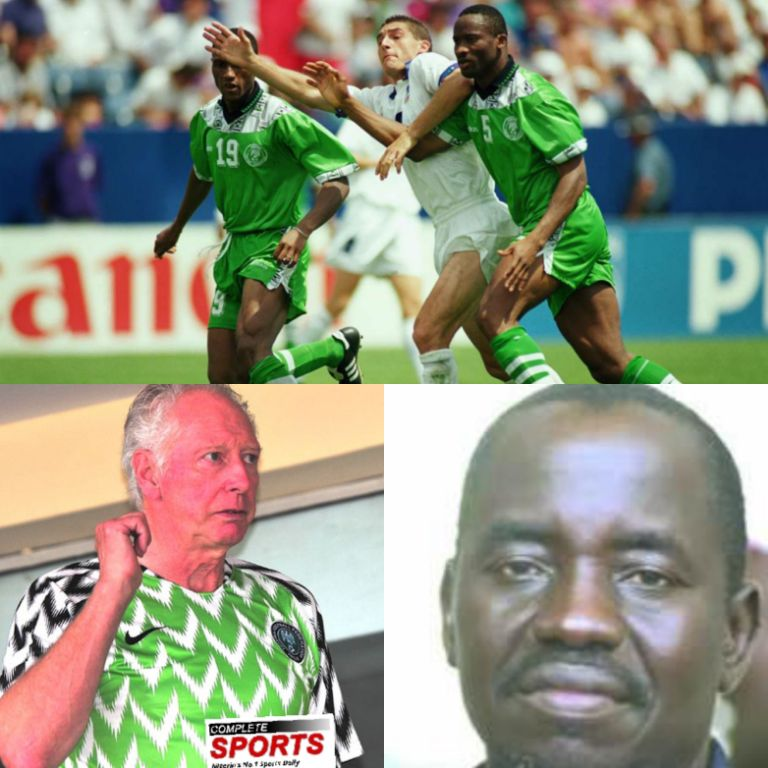 Toro: Why Eagles Lost To Italy At USA'94; Bonfrere Lied – Westerhof Didn't Sell Match
