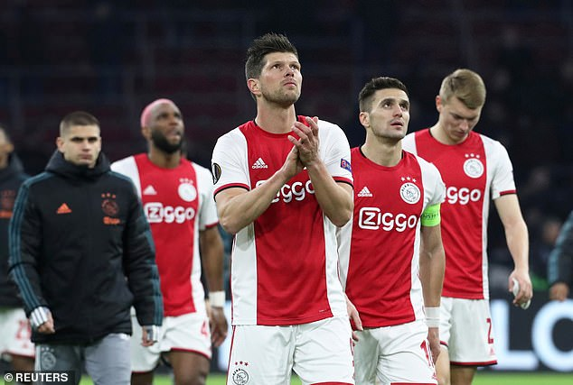 Dutch Eredivisie Cancelled Over Coronavirus Pandemic