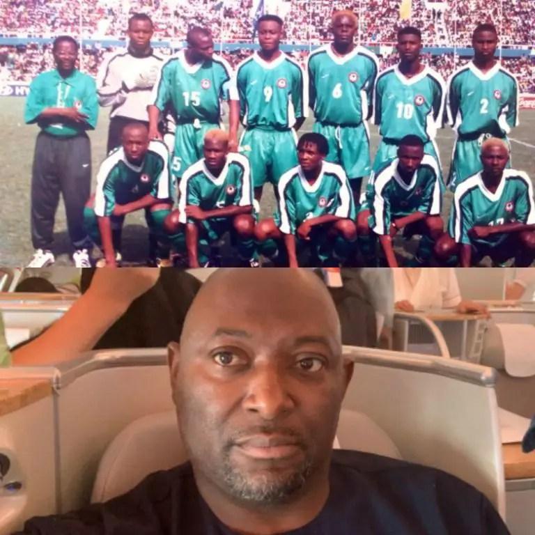 REVEALED: Reasons Flying Eagles Flopped At Nigeria '99 U-20 W/Cup   –Iloenyosi