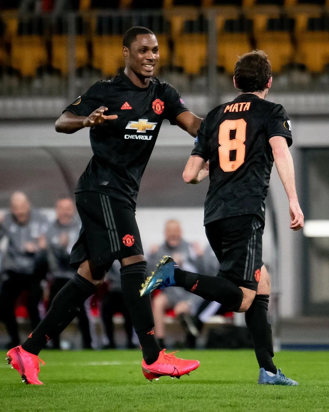Ighalo, Man United, LaLiga Celebrate Mata At 32