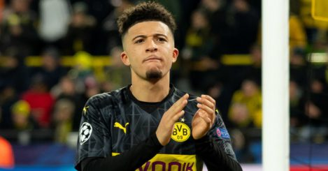 OFFICIAL: Man United Reach Agreement With Dortmund For Sancho Transfer