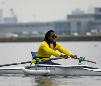 kingsley Ijomah paralympic