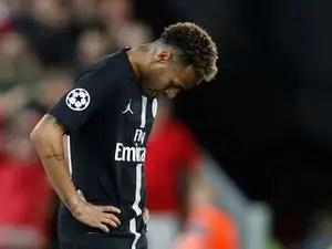 Neymar Face Champions League Final Ban