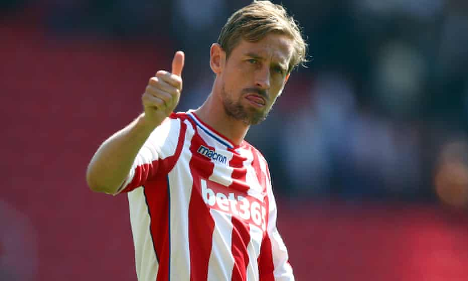 Crouch 'Acquires' Nigerian Passport, To Play For Eagles