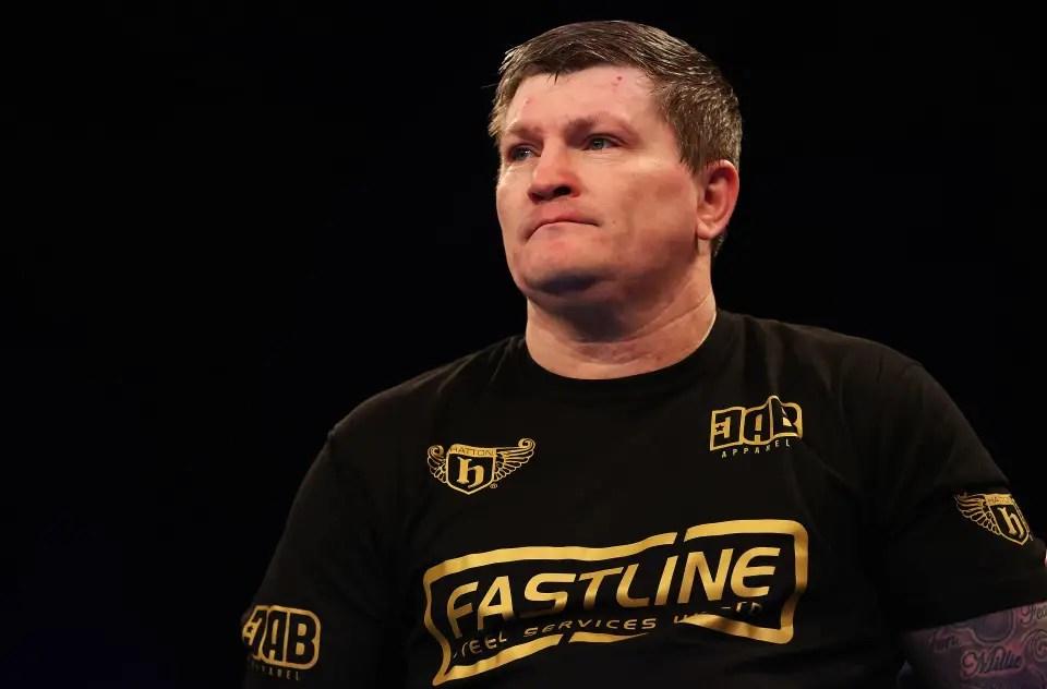 British Boxing Great Hatton Wants Joshua vs Fury Fight To Happen Soon