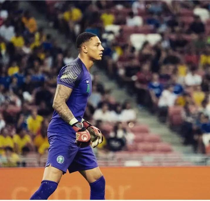 Okoye Seeks Loan Move Away From Fortuna Dusseldorf