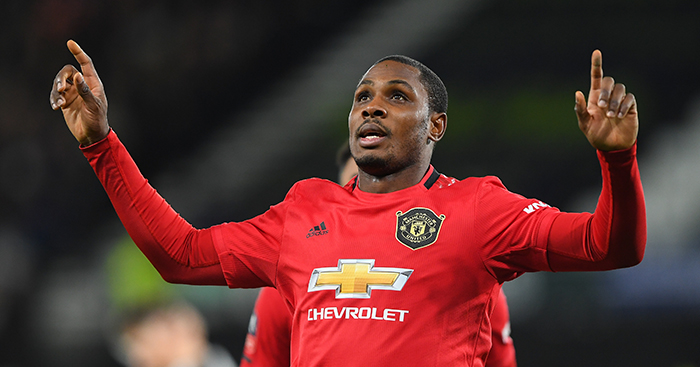 Ighalo Names Three Man United Legends He Would Love To Play Alongside
