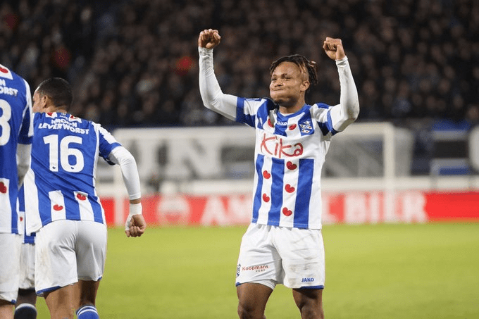 Ejuke Not Desperate To Leave Heerenveen